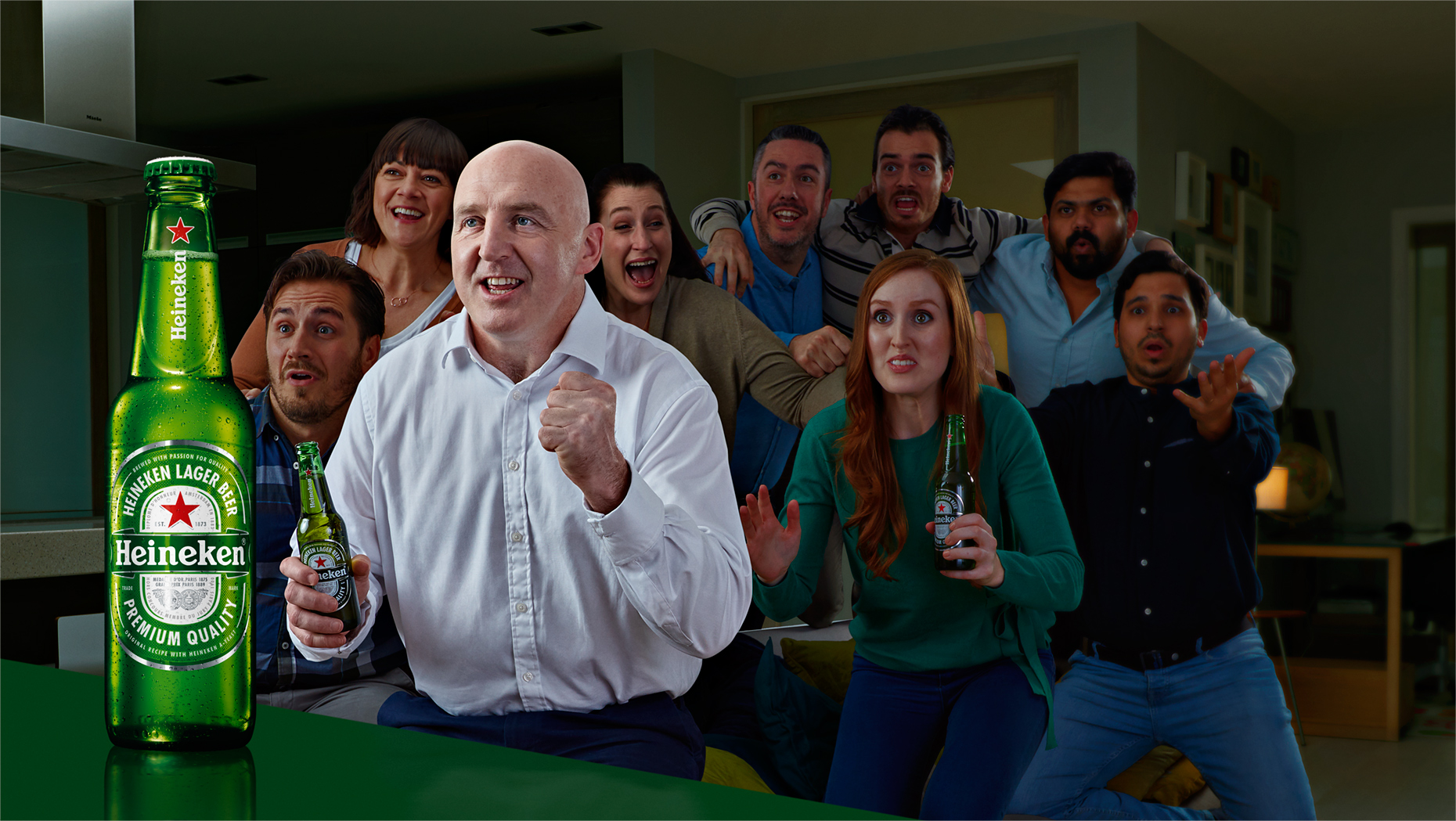 Heineken  - Keith Wood