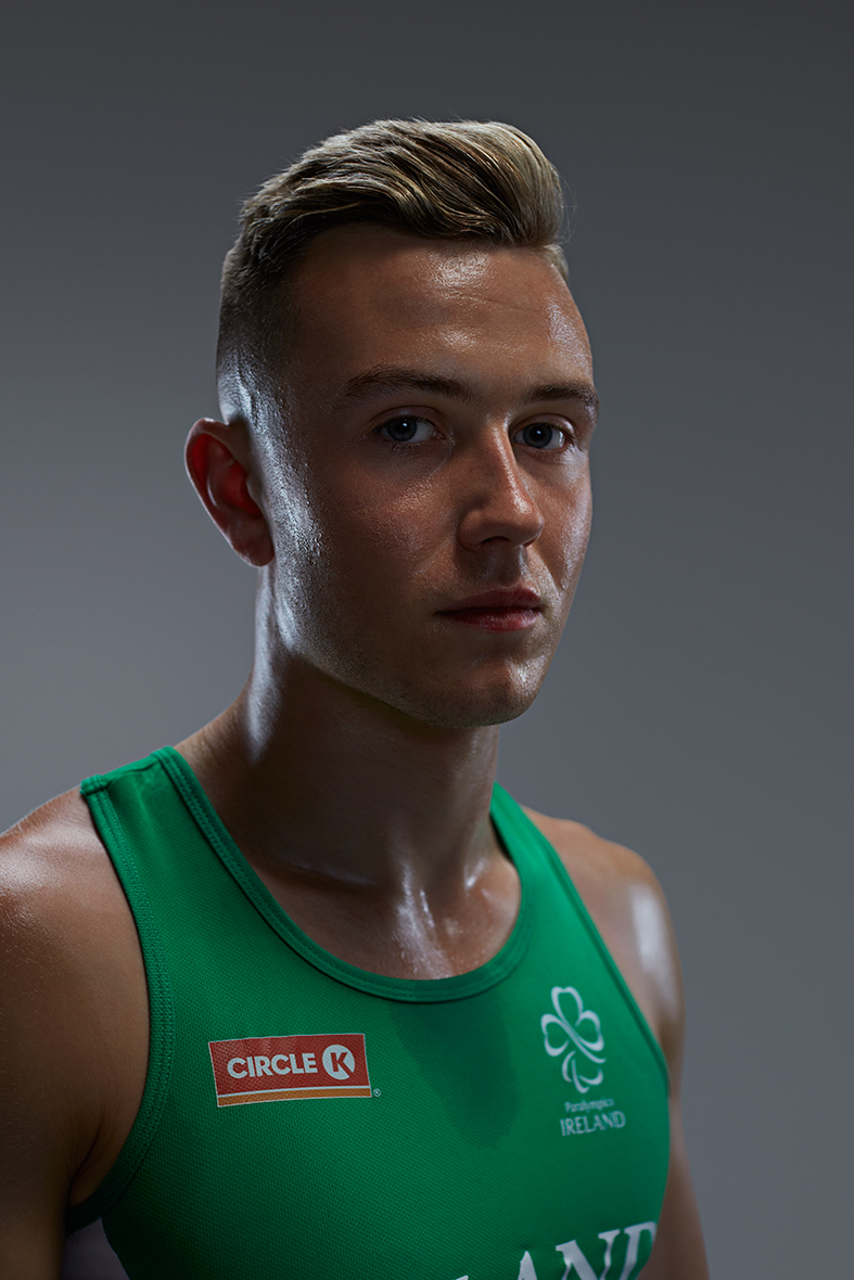 Irish Olympian Portraits