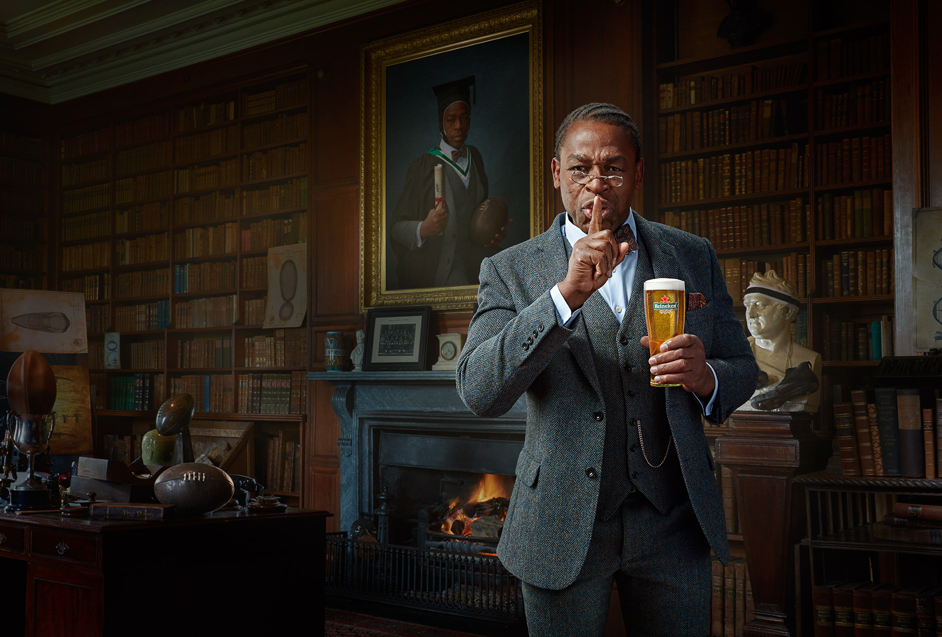 Serge Betson for Heineken